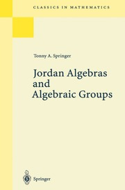 Jordan algebras and algebraic groups