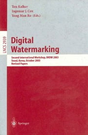 ieee papers on digital watermarking Ieee papers digital watermarking free download watermarking ieee paper 2015 ieee paperrobust digital watermarking scheme of anaglyphic 3d for rgb color images free.