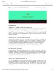What's new at Shanna Schmidt Numismatics Inc. (#4)