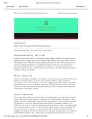 What's new at Shanna Schmidt Numismatics Inc. (#12)