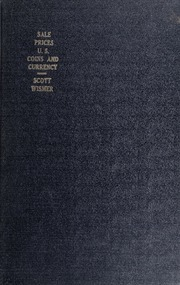 Standard Catalogue of United States Silver and Copper Coins: 1932