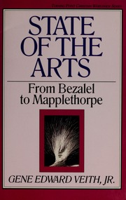 State of the arts from bezalel to mapplethorpe