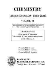 Tamil Nadu Text Books : Free Texts : Free Download, Borrow and