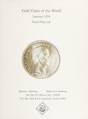 Steinberg's Fixed Price List: 1974