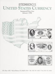 Steinberg's Fixed Price List: 1996
