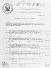 Steinberg's Fixed Price List: 2002