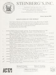 Steinberg's Fixed Price List: 2009