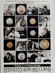 Steve Ivy Rare Coin Co. Fixed Price Lists: 1983