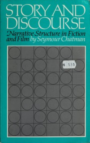 Story And Discourse Narrative Structure In Fiction And