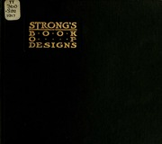 Modern show card lettering designs etc thompson william strongs book of designs a masterpiece of modern ornamental art malvernweather Image collections