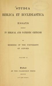 essays in criticism oxford
