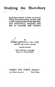 importance of studying short story The problems of creating a uniform global history of literature are compounded by the fact that  for instance, the european romance, short story, or novel.
