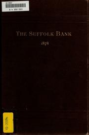 The Suffolk bank