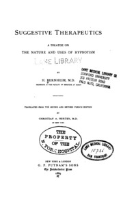 A Treatise On The Nature And Uses Of Hypnotism
