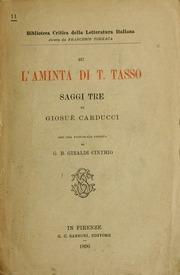 I Discorsi Dell'arte Poetica, Il Padre Di Famiglia E l'Aminta (Classic Reprint) (Italian Edition)