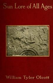 More Books by William Tyler Olcott