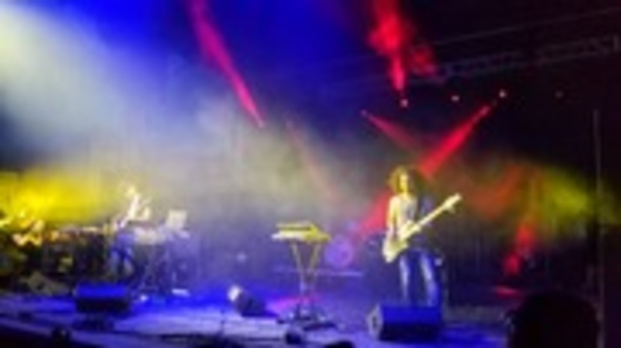 SunSquabi Live at Hance Park, Stage 2 on 2017-03-04 : Free