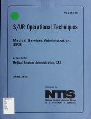 S/UR operational techniques
