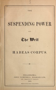 habeas corpus the ultimate writ of liberty essay Is this the perfect essay for you save time and order the great writ: a controversial look at habeas corpus and the war of terror essay editing for only $139 per page.