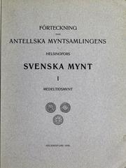 Svenska mynt, v.1