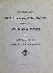 Svenska mynt, v.2