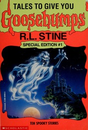 Tales to give you goosebumps ten spooky stories stine r l tales to give you goosebumps ten spooky stories stine r l free download borrow and streaming internet archive fandeluxe Images
