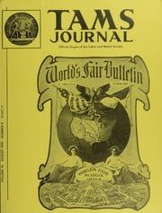 TAMS Journal, Vol. 10, No. 4 Part II
