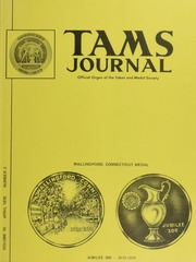 TAMS Journal, Vol. 10, No. 2