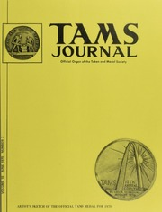 TAMS Journal, Vol. 10, No. 3