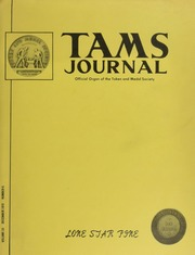TAMS Journal, Vol. 10, No. 6