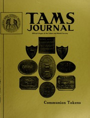TAMS Journal, Vol. 11, No. 4 Part II