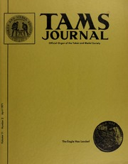 TAMS Journal, Vol. 11, No. 2