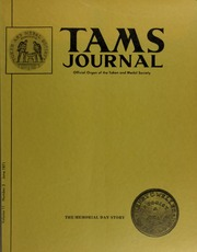 TAMS Journal, Vol. 11, No. 3