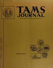 TAMS Journal, Vol. 12, No. 2