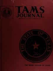 TAMS Journal, Vol. 13, No. 2 Part II