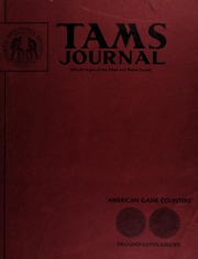 TAMS Journal, Vol. 13, No. 6