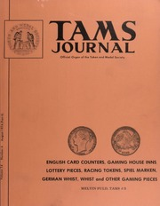 TAMS Journal, Vol. 14, No. 4 Part II
