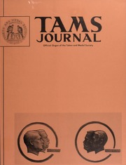 TAMS Journal, Vol. 14, No. 6