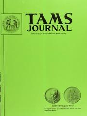 TAMS Journal, Vol. 15, No. 1