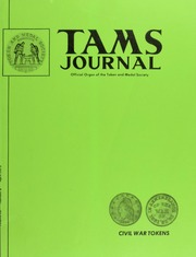 TAMS Journal, Vol. 15, No. 2