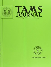 TAMS Journal, Vol. 15, No. 3
