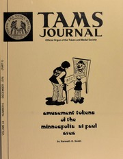 TAMS Journal, Vol. 16, No. 6 Part II