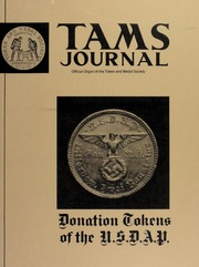 TAMS Journal, Vol. 16, No. 1