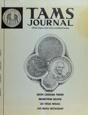 TAMS Journal, Vol. 17, No. 3 Part I