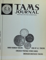 TAMS Journal, Vol. 17, No. 5