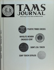 TAMS Journal, Vol. 17, No. 6