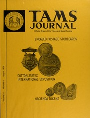 TAMS Journal, Vol. 18, No. 4