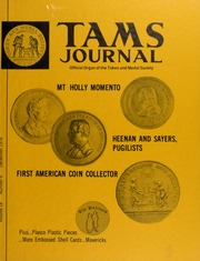 TAMS Journal, Vol. 18, No. 6