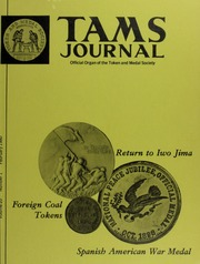 TAMS Journal, Vol. 20, No. 1