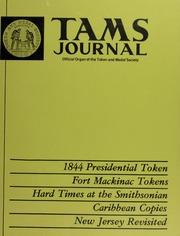 TAMS Journal, Vol. 20, No. 4 Part I